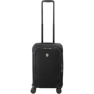 Victorinox Swiss Army Connex Frequent Flyer 22-Inch Spinner Carry-On - Black