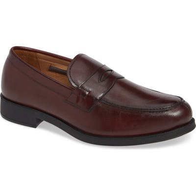 Vince Camuto Nait Penny Loafer, Brown
