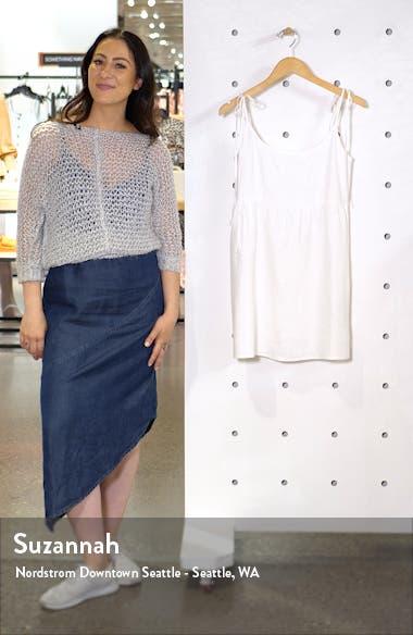 Christie Linen Sundress, sales video thumbnail