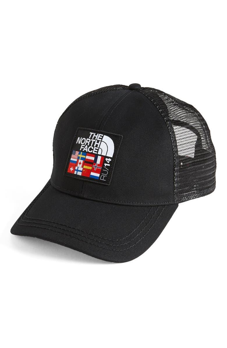 ee76c4487 'International Mountain - Global' Trucker Hat