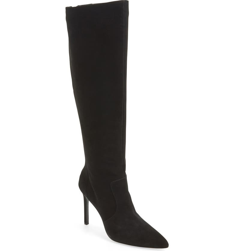 CHARLES DAVID 'Constance' Tall Boot, Main, color, 001
