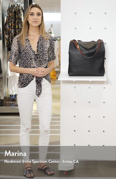Passenger Leather Tote, sales video thumbnail
