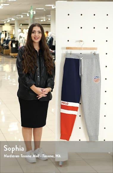 Polo Shield Sweatpants, sales video thumbnail
