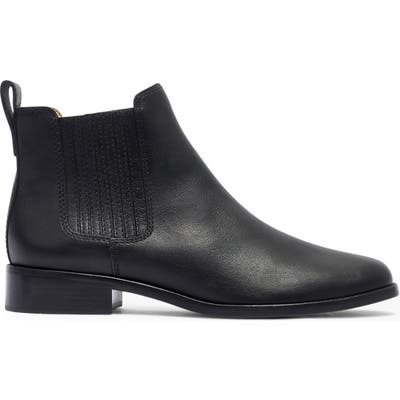 Madewell The Ainsley Chelsea Boot- Black