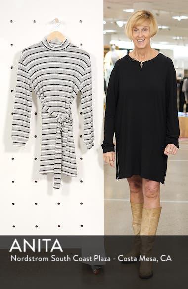 Stripe Belt Minidress, sales video thumbnail