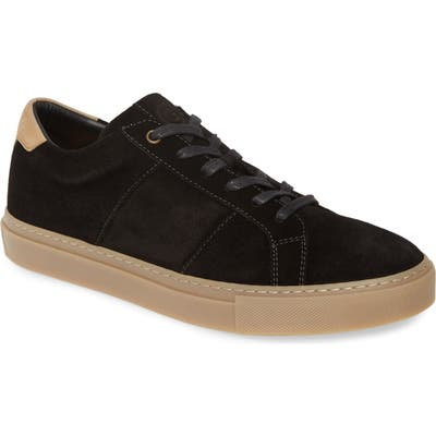 Greats Royale Hairy Sneaker, Black
