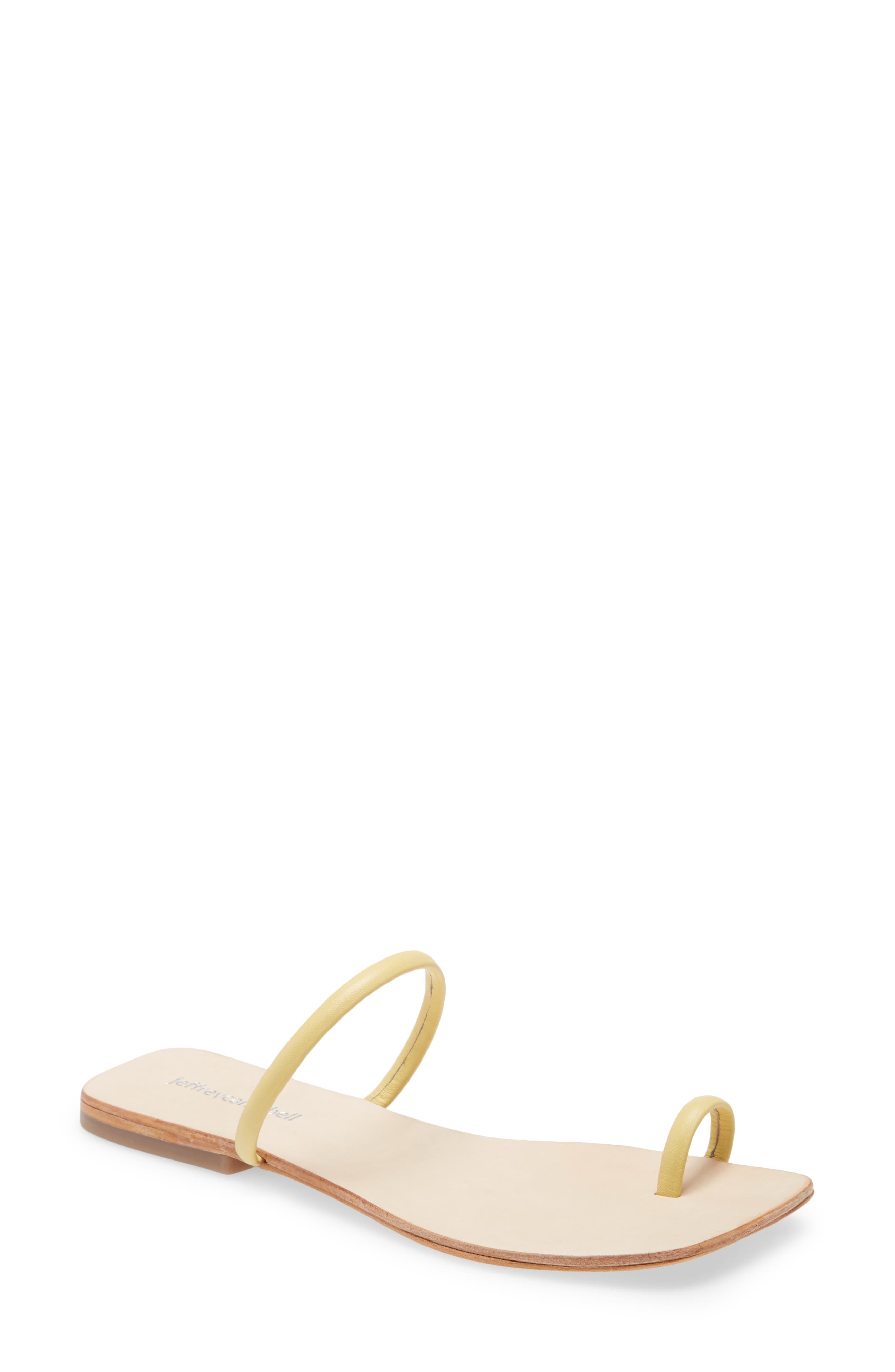 Darbey Toe Loop Sandal