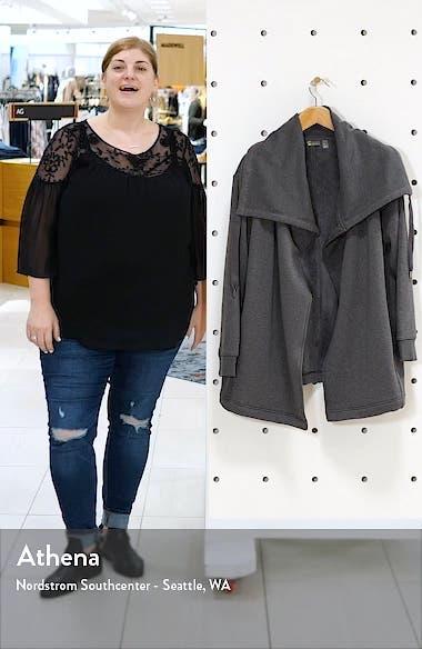 Amazing Cozy Wrap Jacket, sales video thumbnail