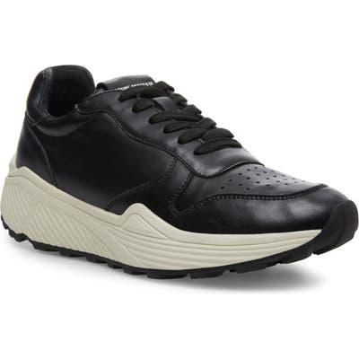 Steve Madden Sardan Sneaker- Black