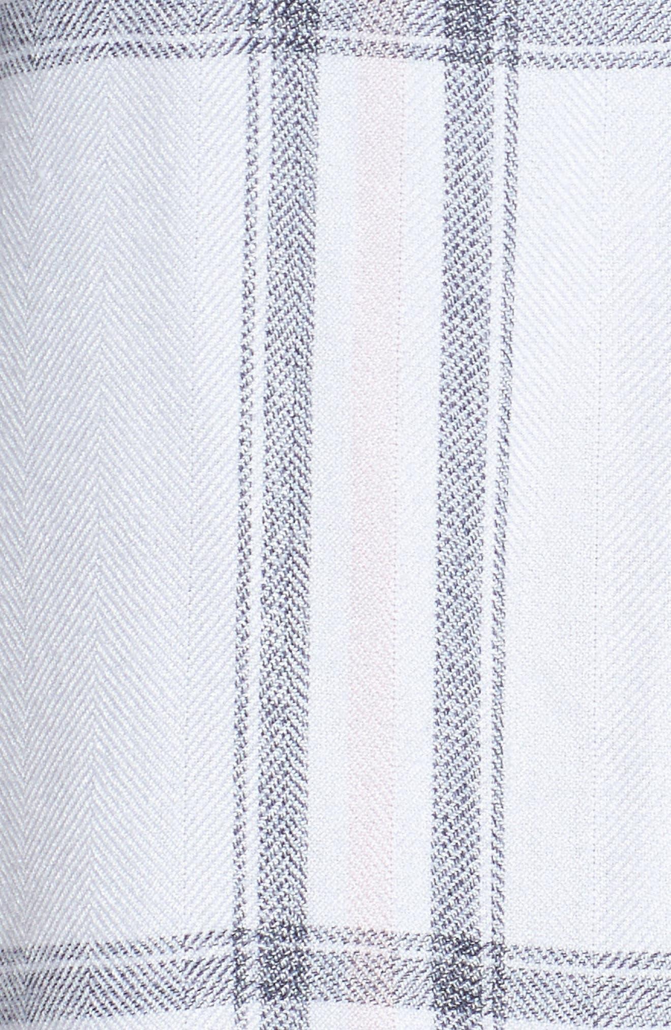 ,                             Hunter Plaid Shirt,                             Alternate thumbnail 634, color,                             132