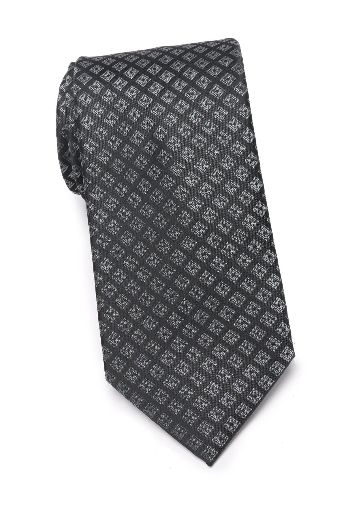 Image of Kenneth Cole Reaction Diamond Pattern Tie