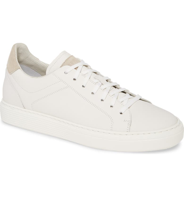 BRUNELLO CUCINELLI Airsole Sneaker, Main, color, WHITE