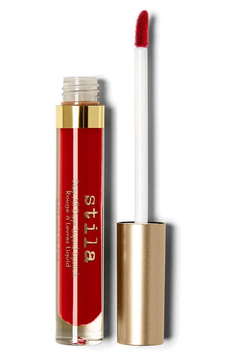 STILA Stay All Day<sup>®</sup> Liquid Lipstick, Main, color, BESO