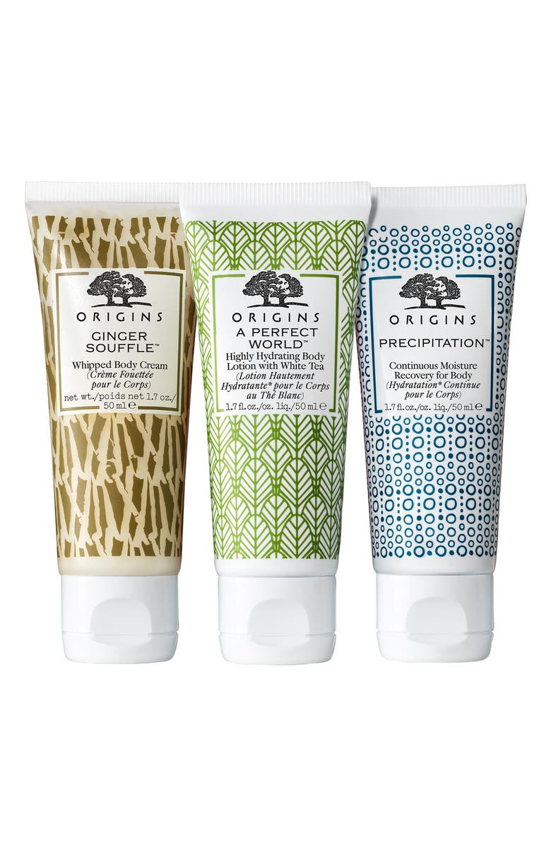 Sensory Body Trio by Origins