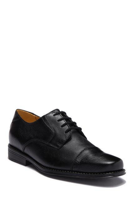 Image of Sandro Moscoloni Bryan Cap Toe Derby - Wide Width Available