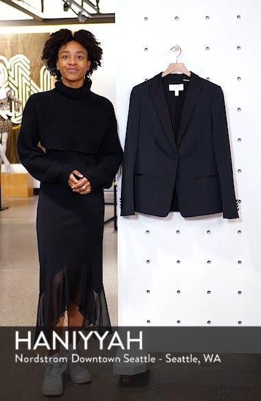 Jaxtiny Tuxedo Jacket, sales video thumbnail