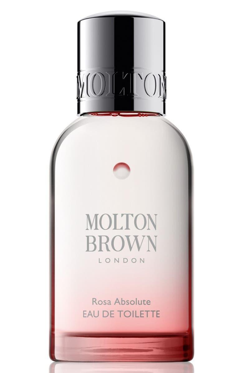 MOLTON BROWN LONDON Rosa Absolute Eau de Toilette, Main, color, 000