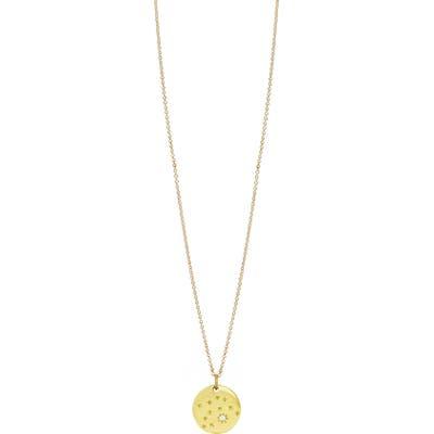 Bony Levy Kiera Astrological Sign Diamond Pendant Necklace (Nordstrom Exclusive)