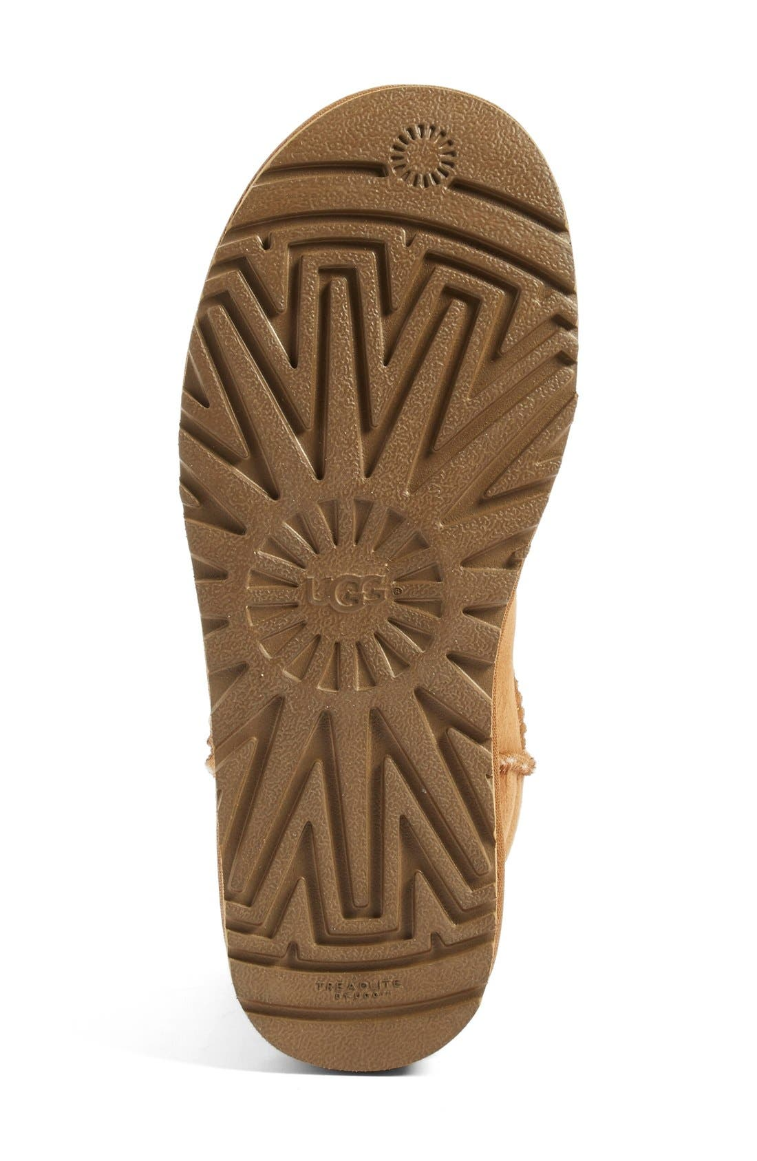 ,                             Classic Mini II Genuine Shearling Lined Boot,                             Alternate thumbnail 129, color,                             219