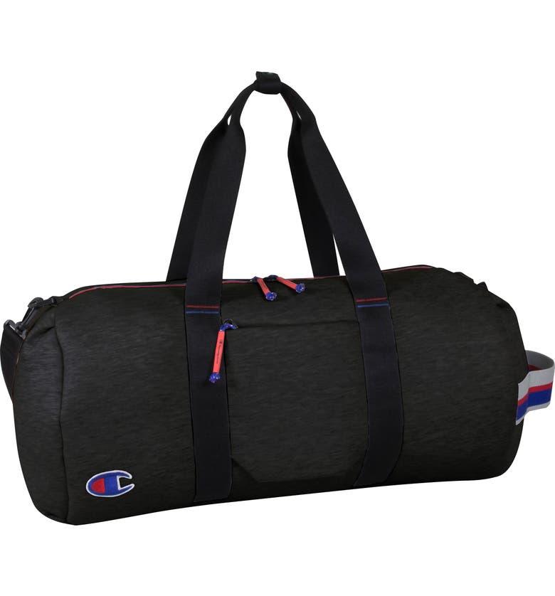 CHAMPION Attribute Duffle Bag, Main, color, 020