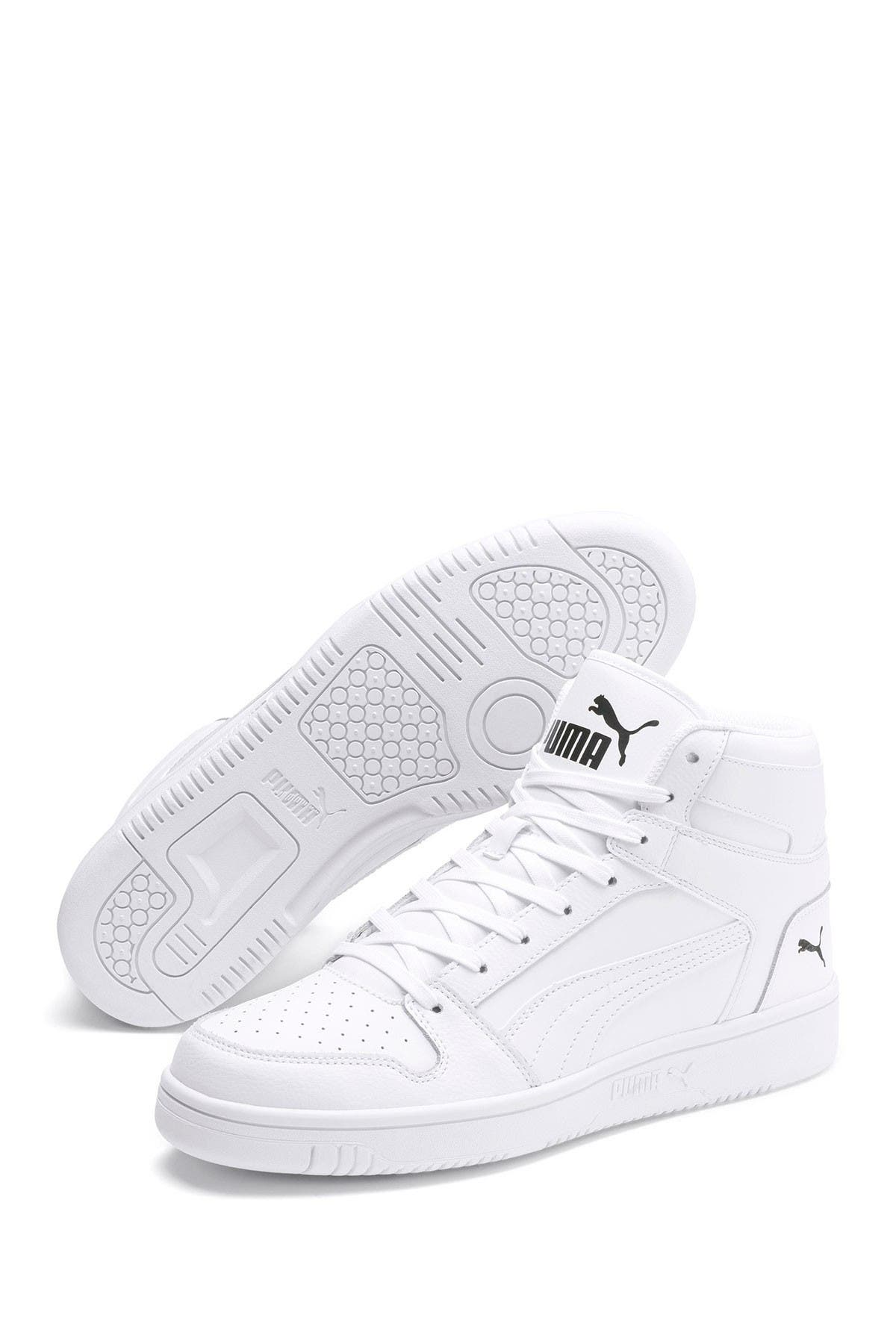 Image of PUMA Rebound LayUp SL High Top Sneaker