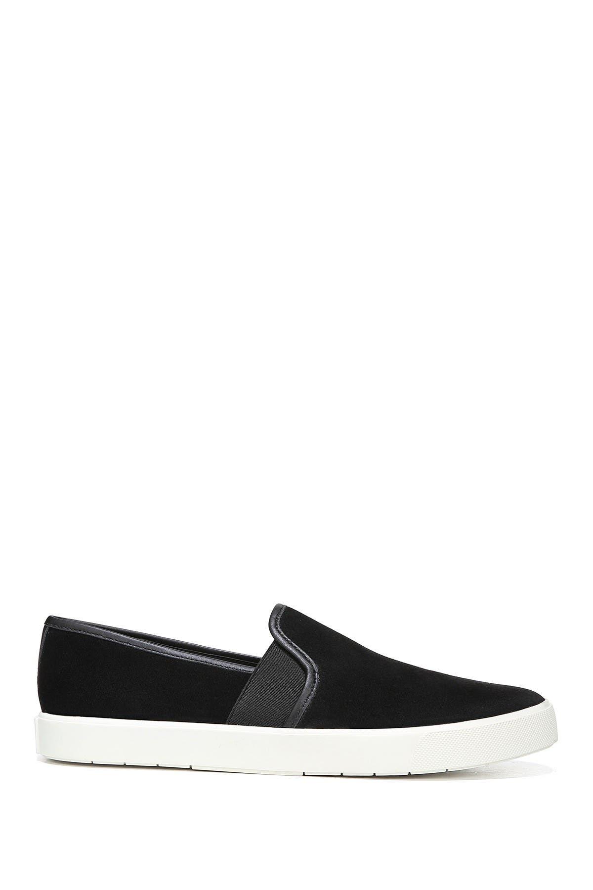 Vince | Preston Suede Slip-On Sneaker
