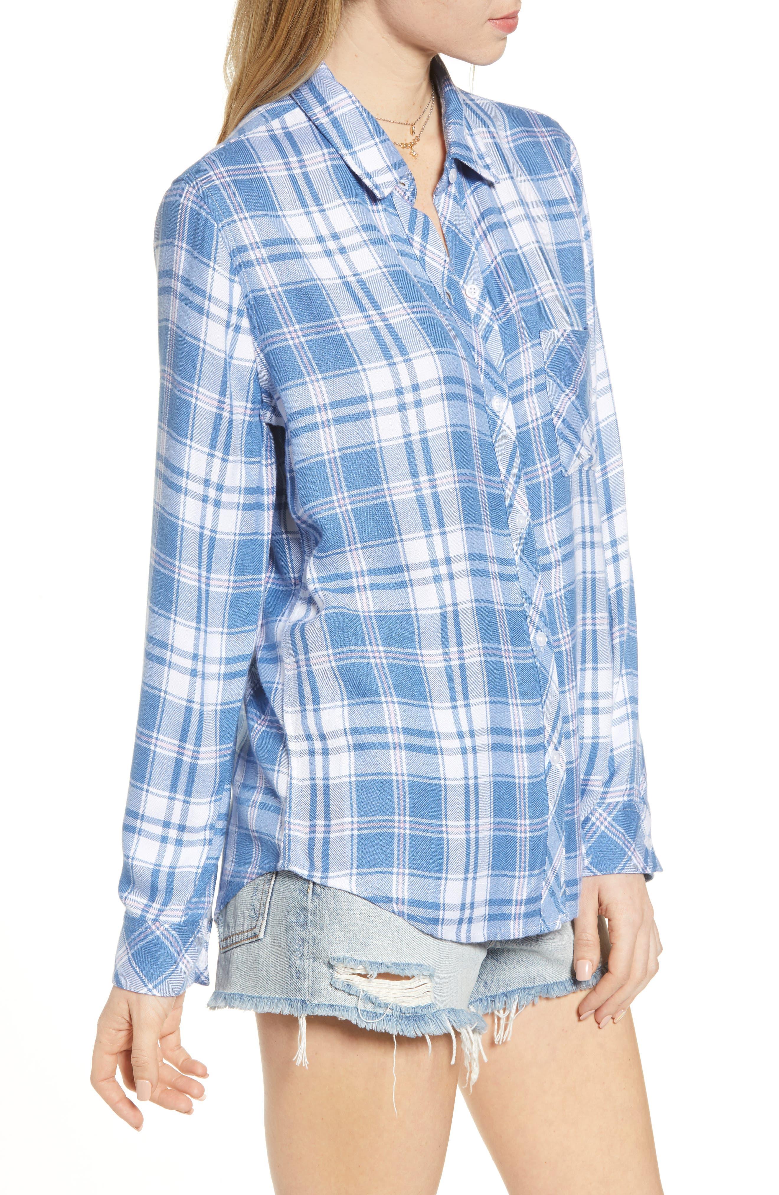 ,                             Hunter Plaid Shirt,                             Alternate thumbnail 159, color,                             481