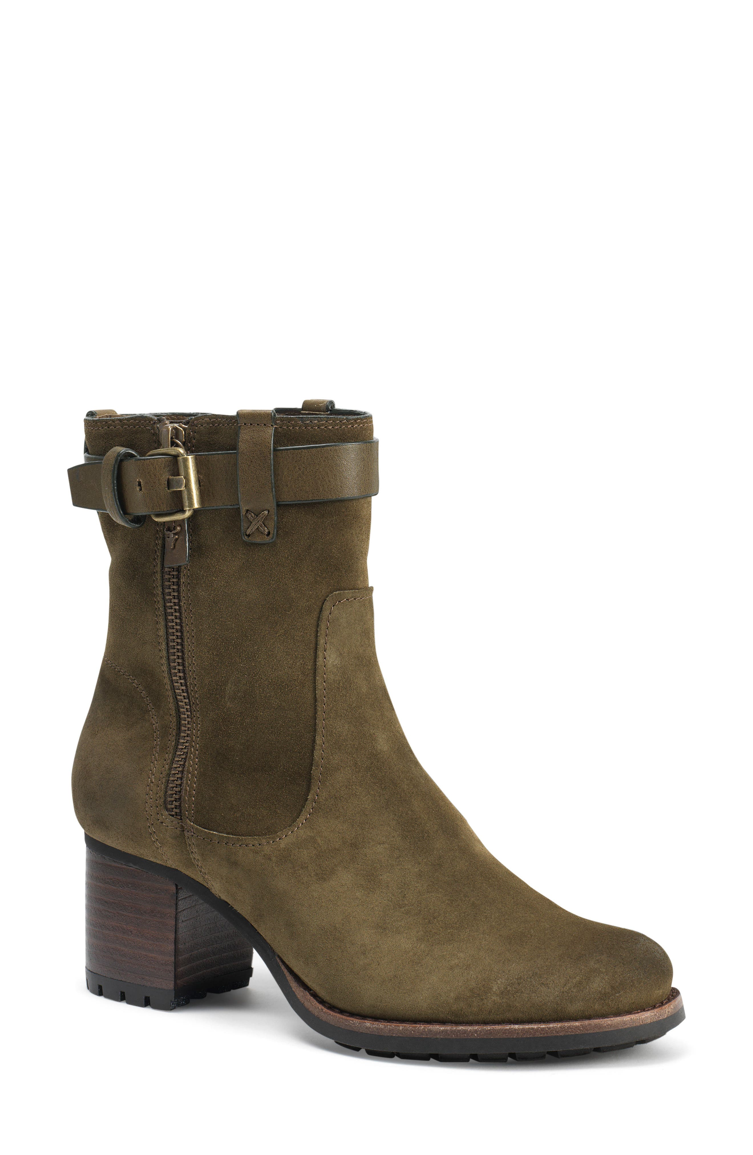 Trask Madison Waterproof Boot- Green