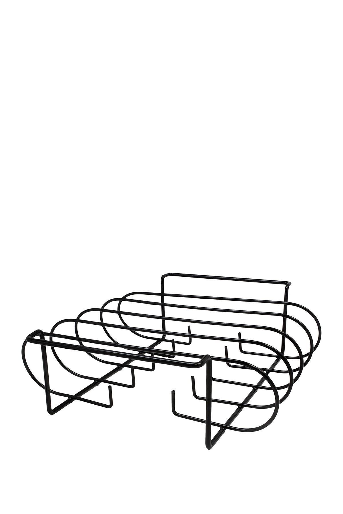 Image of Sorbus Non-Stick Steel Rib Rack