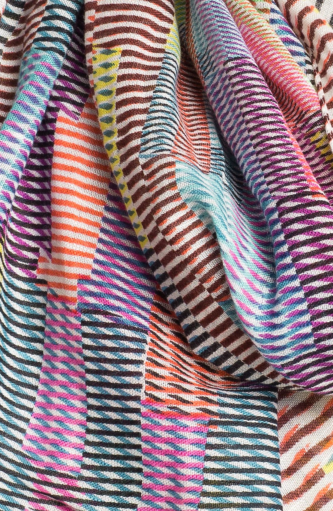 ,                             'Loco' Stripe Wrap,                             Alternate thumbnail 4, color,                             500
