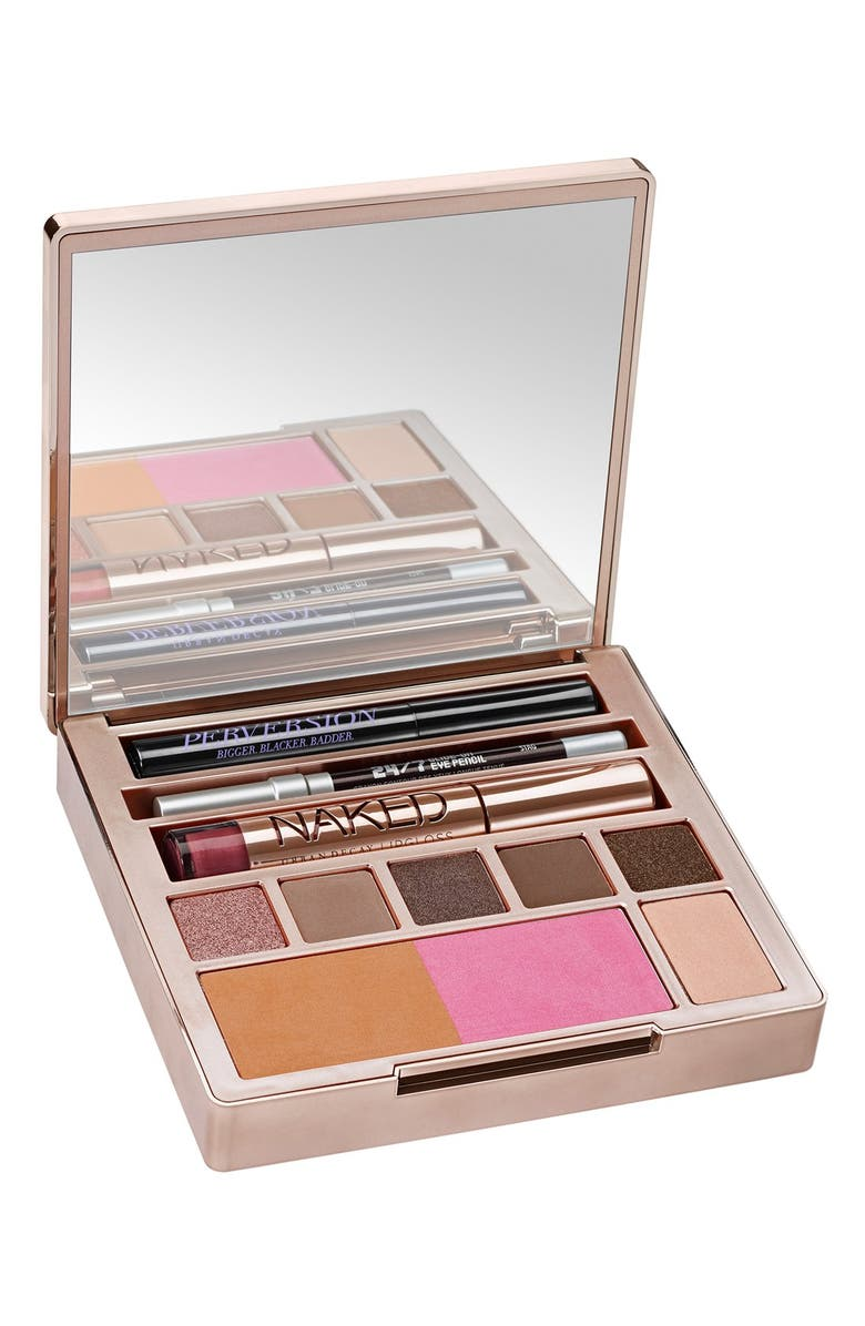 URBAN DECAY 'Naked on the Run' Palette, Main, color, 000