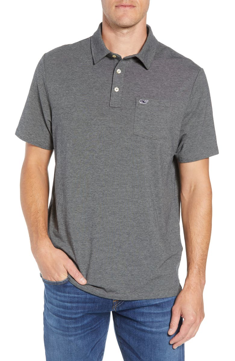 VINEYARD VINES Edgartown Polo Shirt, Main, color, 023