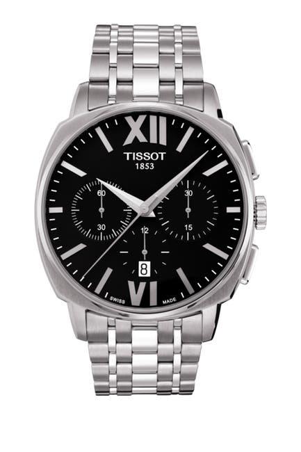 Image of Tissot Men's T-Lord GTS Automatic Chronograph Valjoux Bracelet Strap Watch, 42mm