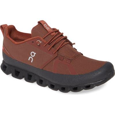 On Running Cloud Dip Water Repellent Sneaker, Red