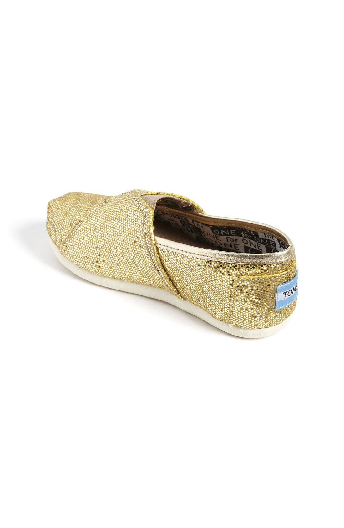 ,                             'Classic Tiny - Glitter' Slip-On,                             Alternate thumbnail 42, color,                             710