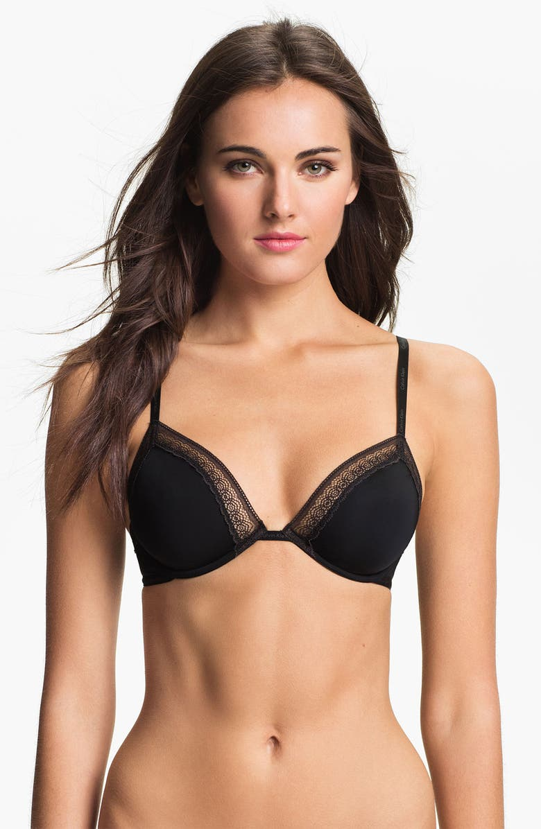 a2c3c4b0169c Calvin Klein 'Perfectly Fit Sexy Signature' Underwire Bra | Nordstrom