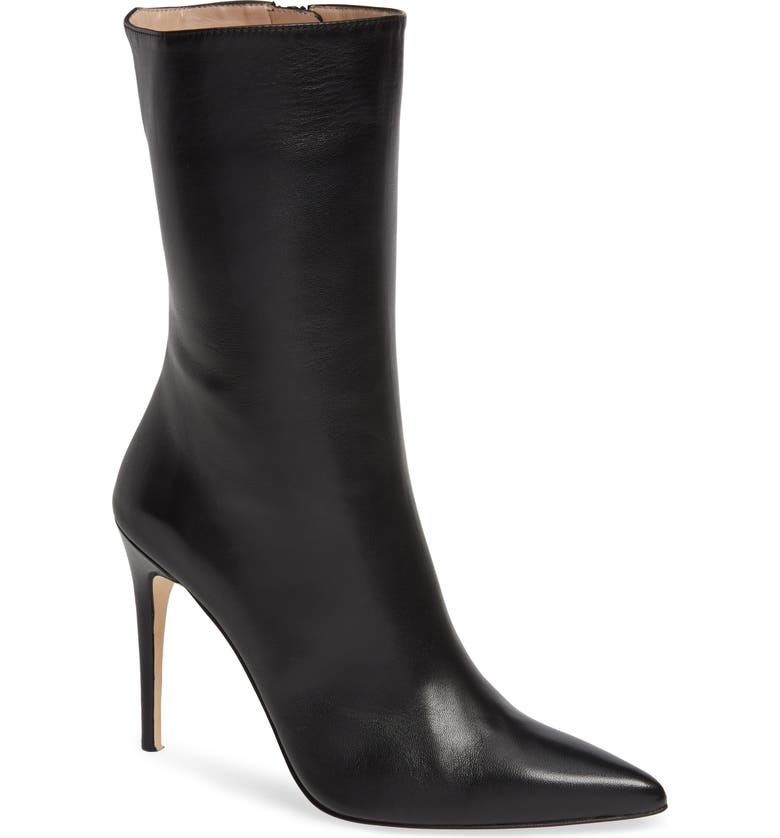 ALEXANDRE BIRMAN Cuba Boot, Main, color, BLACK NAPPA