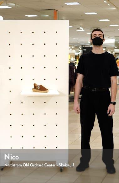 'Nuria' Suede Sandal, sales video thumbnail