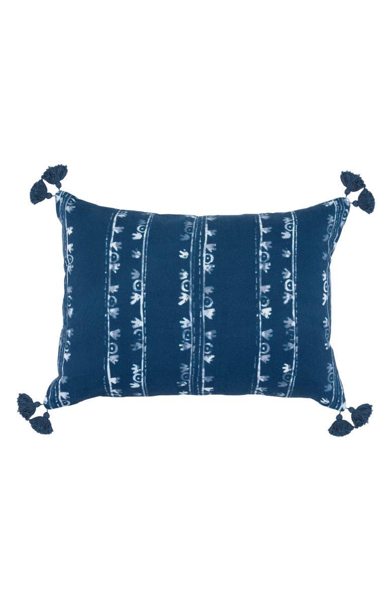 VILLA HOME COLLECTION Devon Accent Pillow, Main, color, 400
