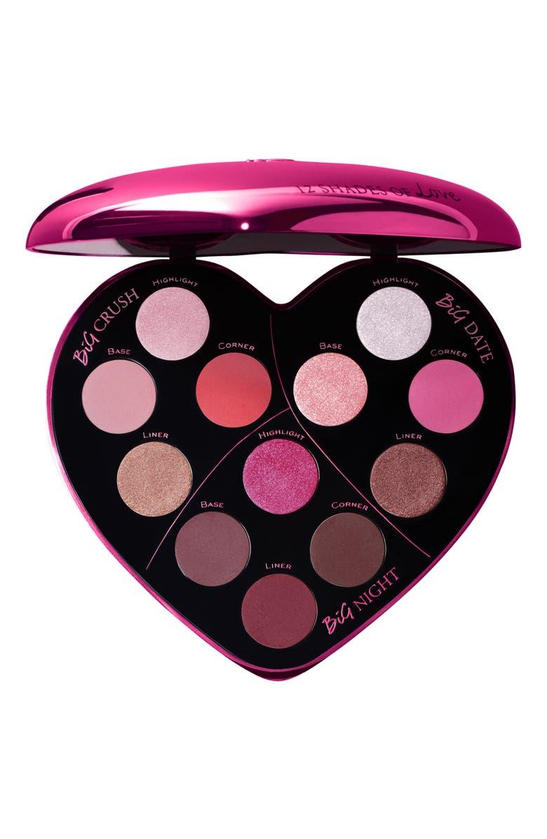 LANCÔME Monsieur Big Heart-Shaped Eyeshadow Palette, Main, color, NO COLOR