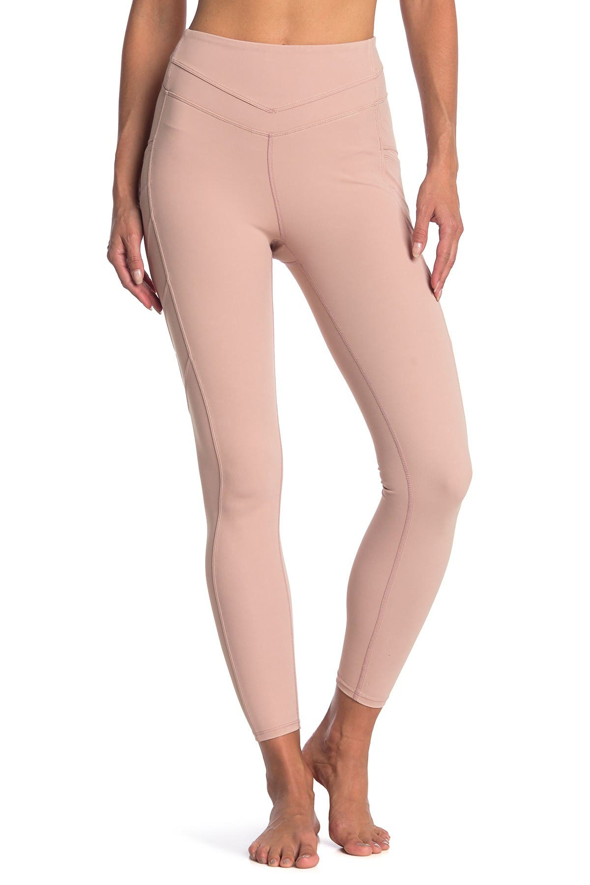 Image of Free People FP Movement On Cloud Nine High Rise Full-Length Leggings