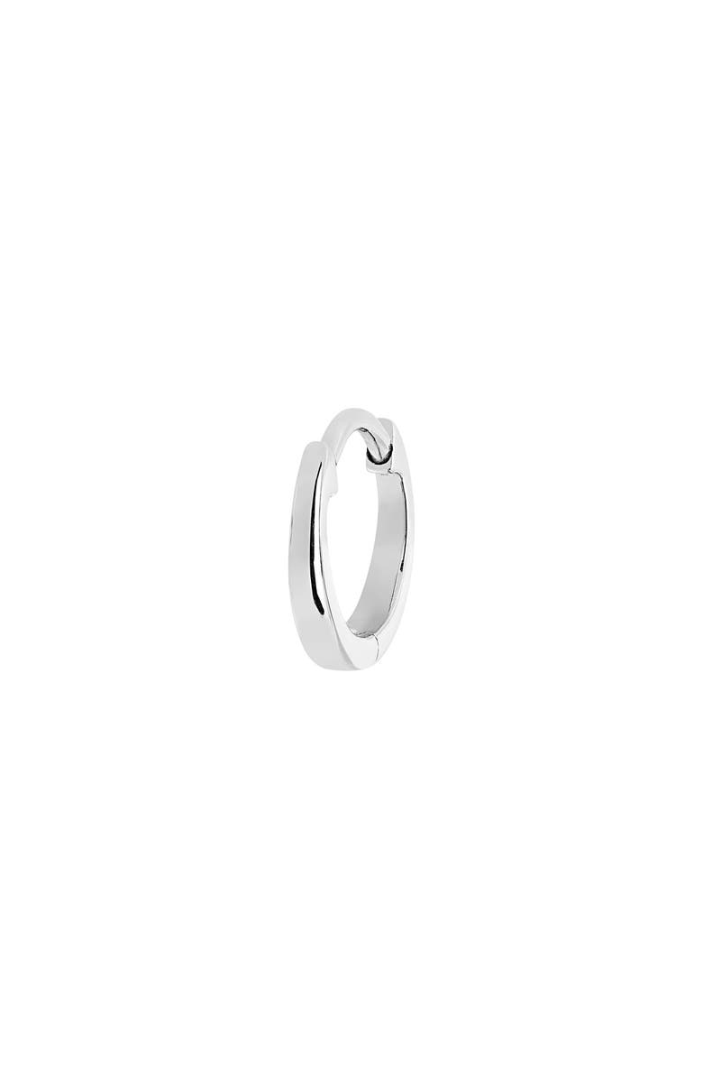 MARIA BLACK Huggie Earring, Main, color, 040