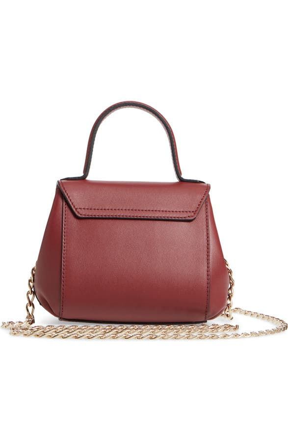 9f2665c02bf Serapian Milano Mini Gina Leather Top Handle Satchel | Nordstrom