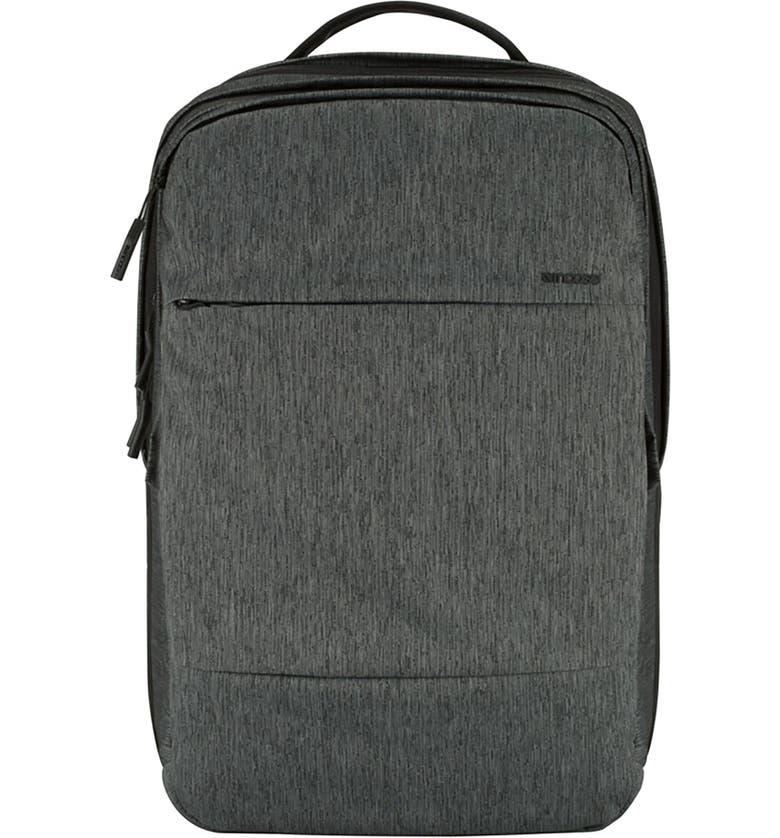 INCASE DESIGNS City Commuter Backpack, Main, color, 001