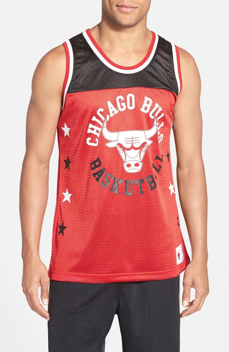 reputable site e5ccd e45cf Mitchell & Ness 'Chicago Bulls - Championship' Mesh Tank ...