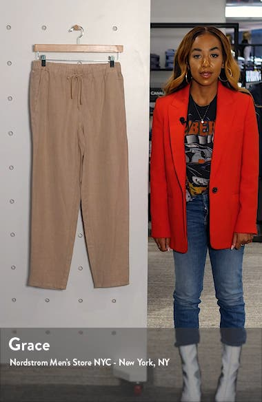 Tapered Ankle Pants, sales video thumbnail