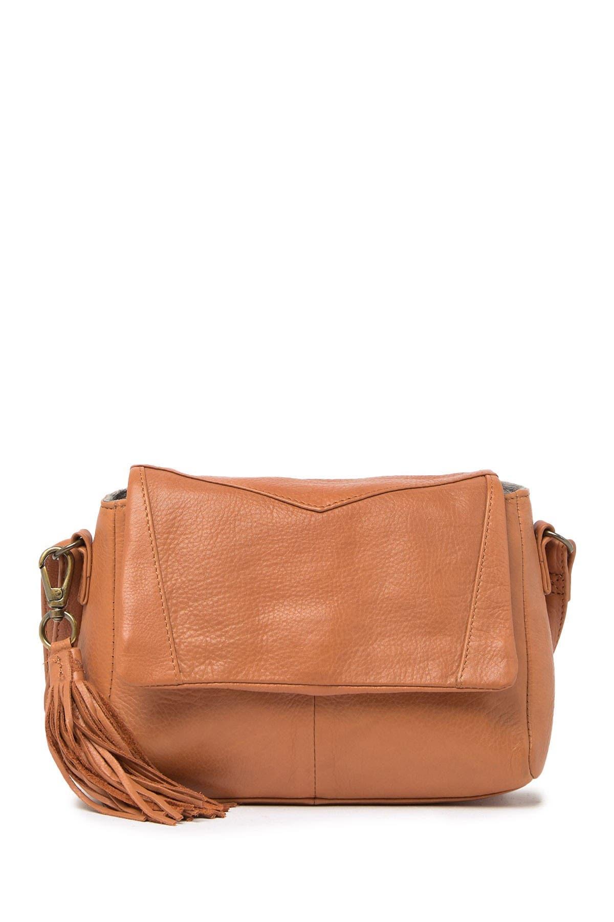 Image of Day & Mood Neel Leather Crossbody Bag