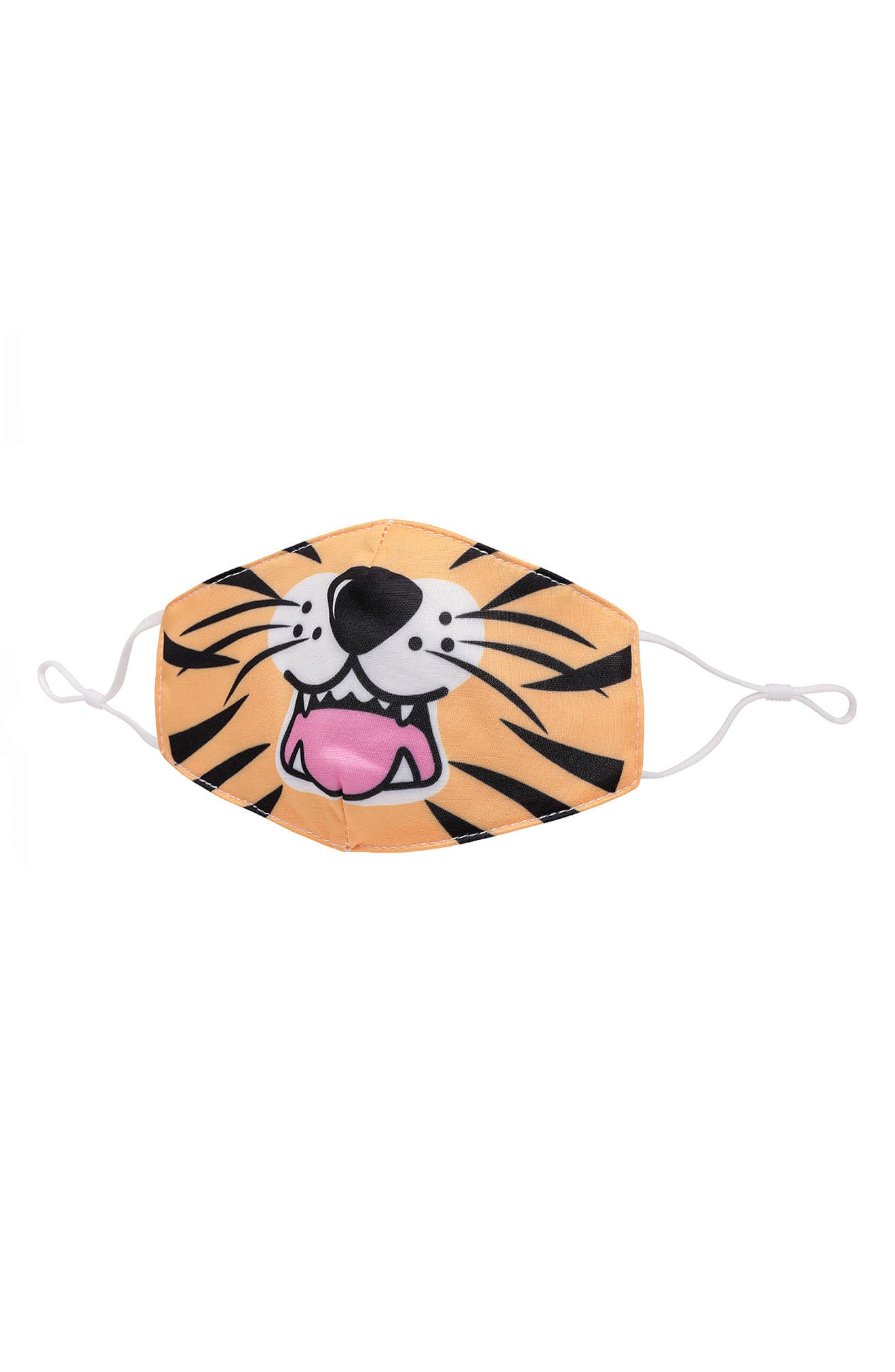 Image of OMG! Accessories Crouching Tiger Face Mask