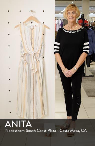 Arizona Cutout Waist Midi Dress, sales video thumbnail