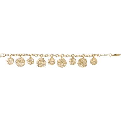 Sole Society Charm Bracelet
